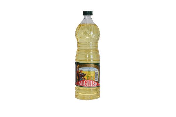 aceite de girasol 1 litro caja de 15 unidades