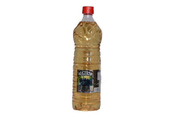 vinagre de vino 1 litro caja 15 botellas de 1 litro