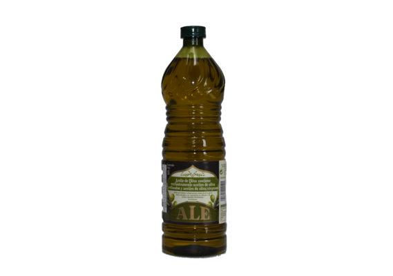 aceite de oliva 1 litro la caja trae 15 unidades 15 litros