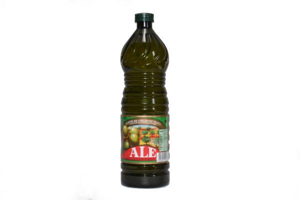aceite de orujo oliva 1 litro  caja de 15 unidades