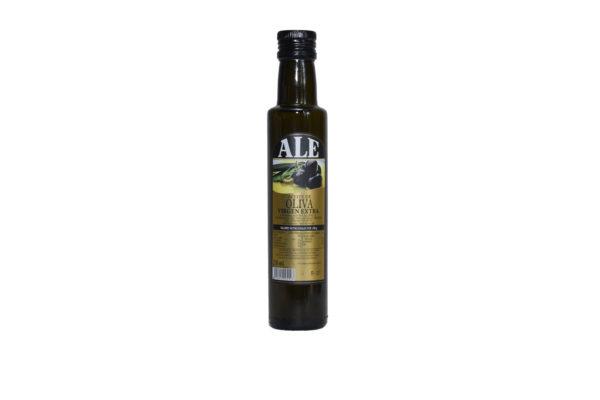 aceite de oliva virgen extra 250 cc cristal